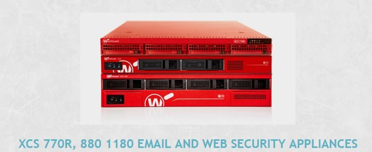 Designed with the most demanding messaging networks in mind, WatchGuard XCS 770R, 880 and 1180 Extensible Content Security Appliances are easy-to-use, enterprise-class email security, privacy and compliance solutions that protect against inbound threats and control outbound information to prevent data loss. They offer the most effective enterprise-class messaging security solution for protection from spam, viruses, malware, blended threats, spyware, phishing, and network attacks, as well as…
