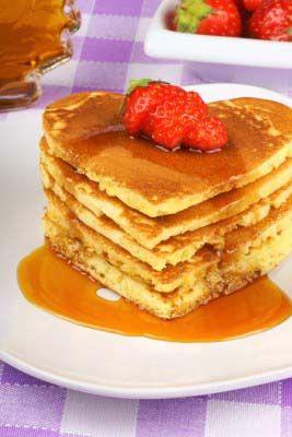 Gluten Free Cannoli Pancakes