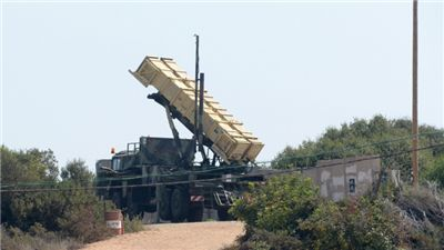 Israeli-Operated Patriot Missile Downs Syrian Drone - Israel Today | Israel News