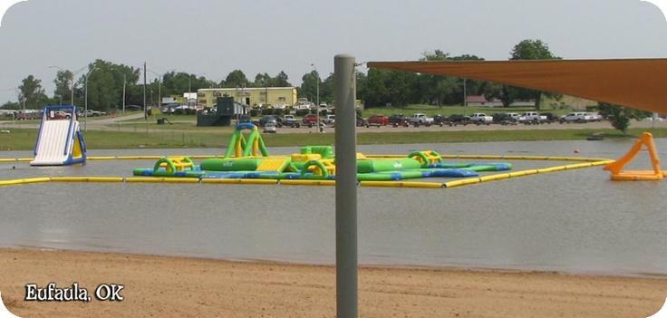 Eufaula, Oklahoma Cabins and RV Campsites | Yogi Bear's Jellystone Park Camp-Resorts