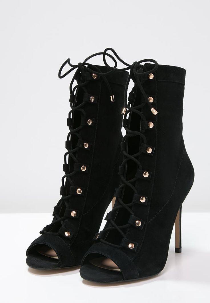 ALDO PORCHIANO - High Heel Sandaletten - black für 95,95 € (26.10.16) versandkostenfrei bei Zalando bestellen.
