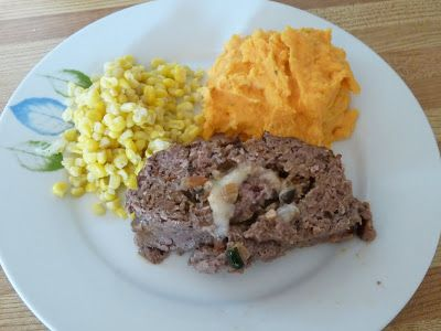 """After hearing about this meatloaf recipe from a friend, I borrowed, """"Eat, Shrink & Be Merry"""" by Janet & Greta Podleski. This is the kind of ..."""