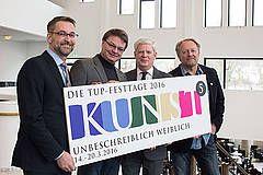 TUP-Festtage - Premiere für Kunst5 im Aalto-Theater, Grillo-Theater und Philharmonie in Essen