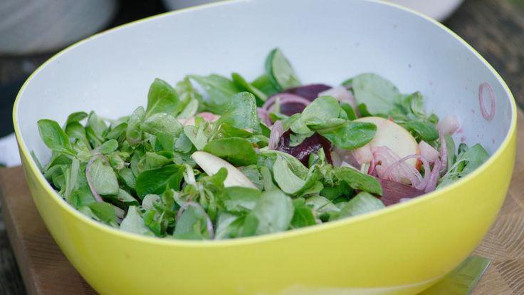 Verschillende salades voor bij de BBQ | Dagelijkse kost