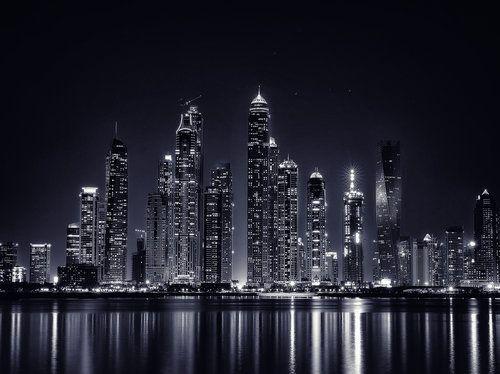 Dark City by Mohamed Raof