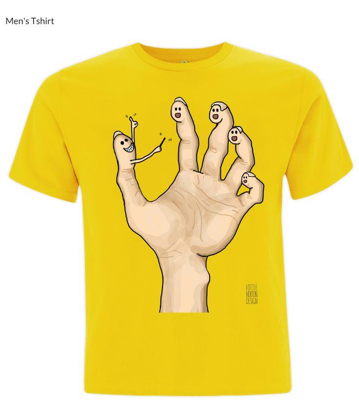 Singing Hand Illustration - Lottie Norton Design