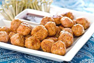 Boulettes de poulet épicées à la CATALINA