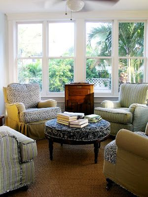 Furniture Arrangements   Four Chairs