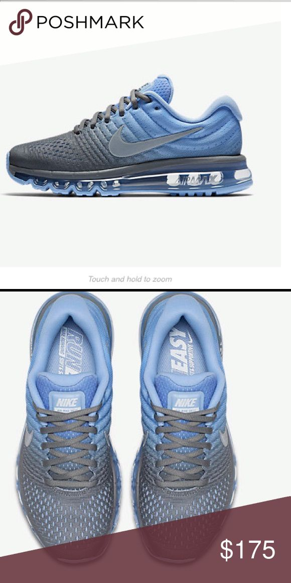Nike Women's Air Max 2017 Like New Dust/Aluminum Only worn a couple of times like new Nike Women's Air Max 2017. Color is Dust/aluminum/white. Size is 7.5 Nike Shoes Athletic Shoes