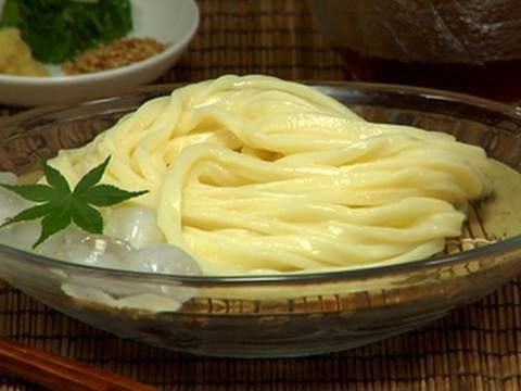 Udon Noodles (has a good video on the process)