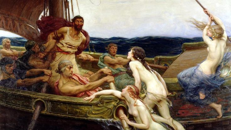 Melvyn Bragg and guests discuss the monster filled epic, Homer's Odyssey.