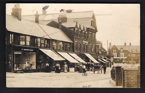 Hunstanton posted & photo. High St by M. Bone, H~ etc. | eBay