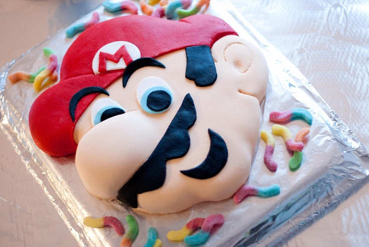 saving this idea for mum to make for my son's 8th birthday...: Happy Birthday, Gift, Cake Ideas, Feeling Brave, 8Th Birthday, Birthday If I M, Cakes Cookies Desserts, Birthday Cakes
