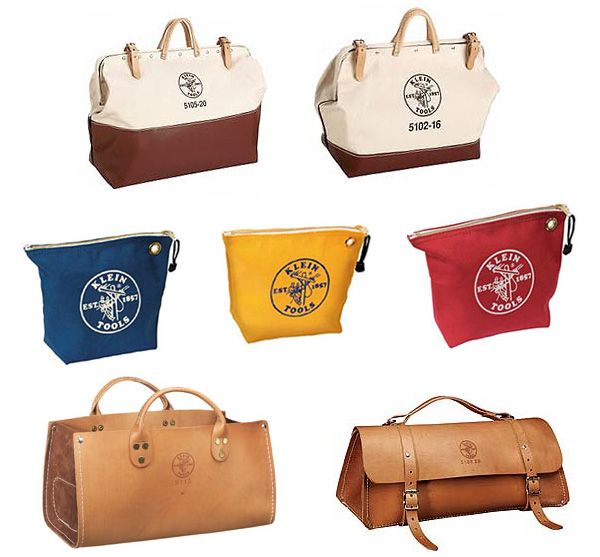 What A Tool Bag Klein Bags Clever Things Wishlist Pinterest And Handbags