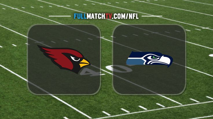 Do not miss Arizona Cardinals at Seattle Seahawks game. The most exciting NFL games are avaliable for free at Full Match TV in HD.