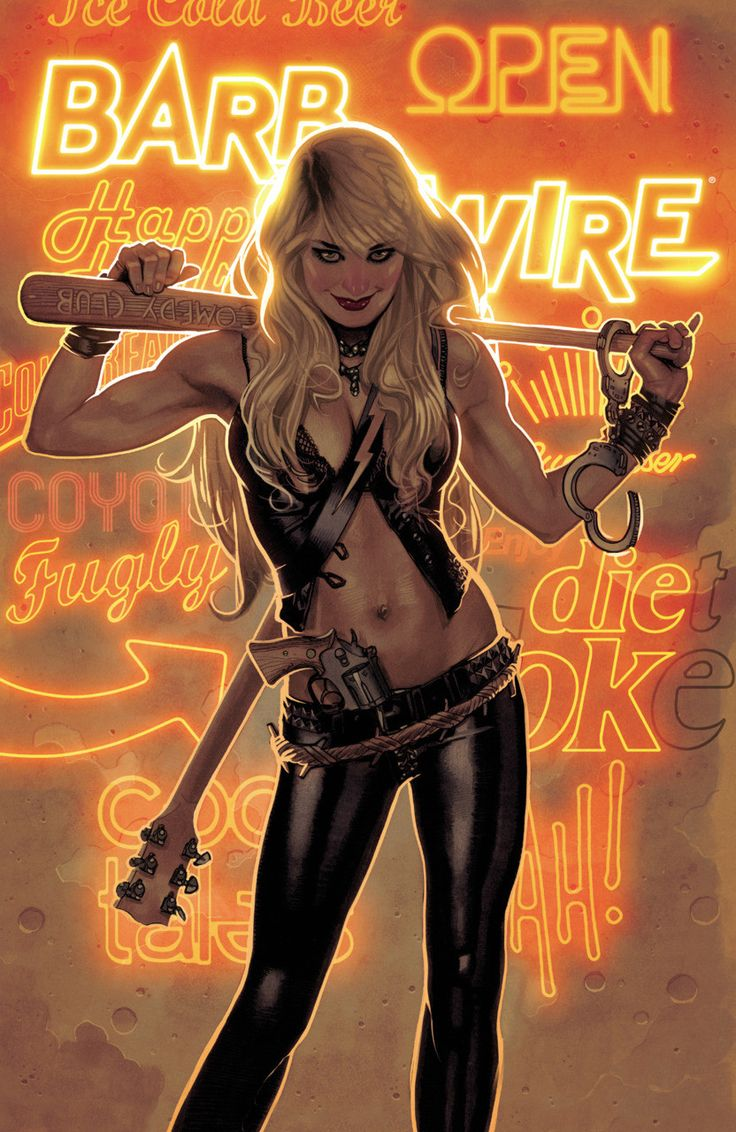 Dark Horse - Barb Wire (2015) #1-8 Set VF/VF+ Adam Hughes