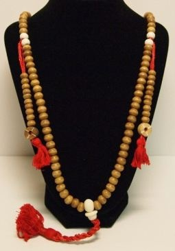 Tibetan Wood Mala Beads (108) $19.99. To see our full selection of Meditation Supplies visit www.buddha-for-you.com