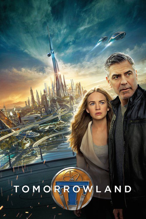 Tomorrowland - movie poster