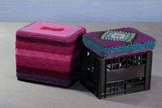 Riciclo creativo, 6 idee per riutilizzare le cassette della frutta | Ecoo