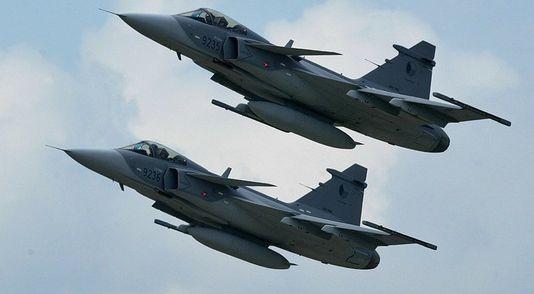 مردم در سوییس به خرید جنگنده های یاس سوئدی نه گفتند - SwedenFarsi