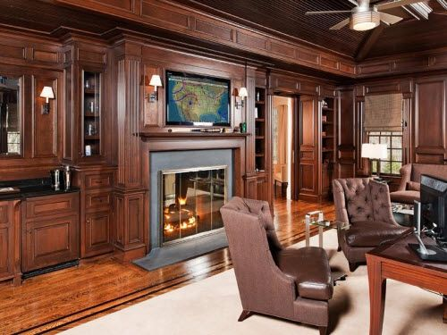 Luxury Home Office Workspaces Pinterest