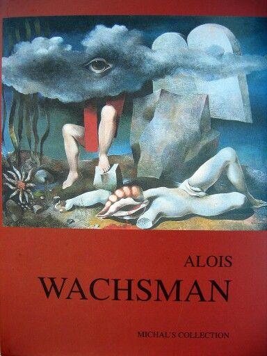 A. Wachsman  - Monografie/obal