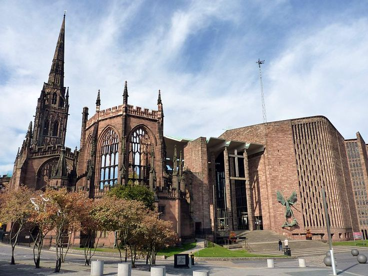 Coventry Cathedral - Ask.com Encyclopedia