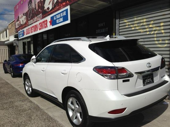 2013 RX350 Starting at $479