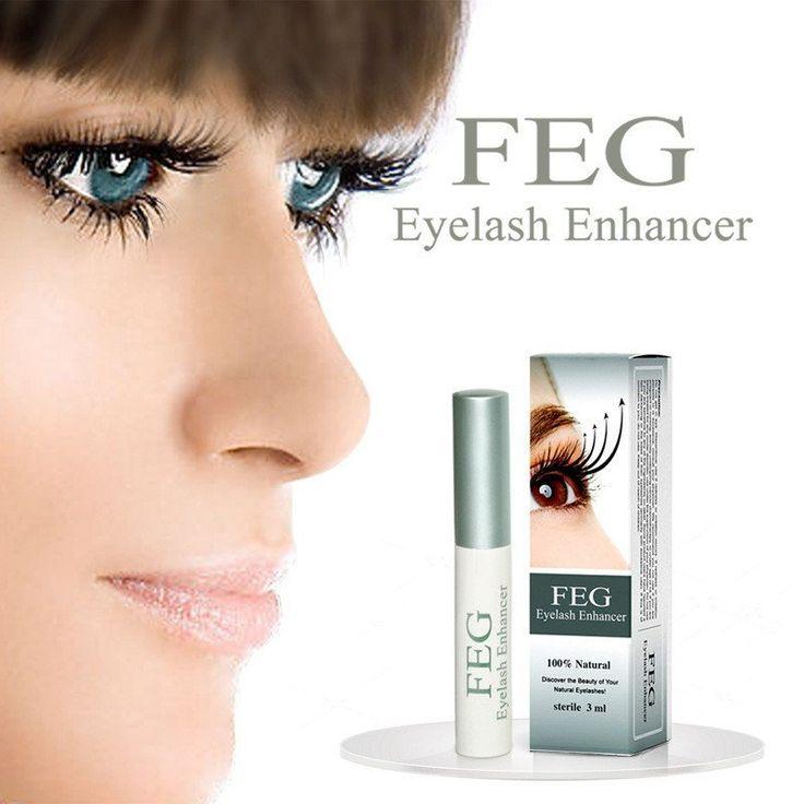 Powerful Natural Eyelash Growth Enhancer
