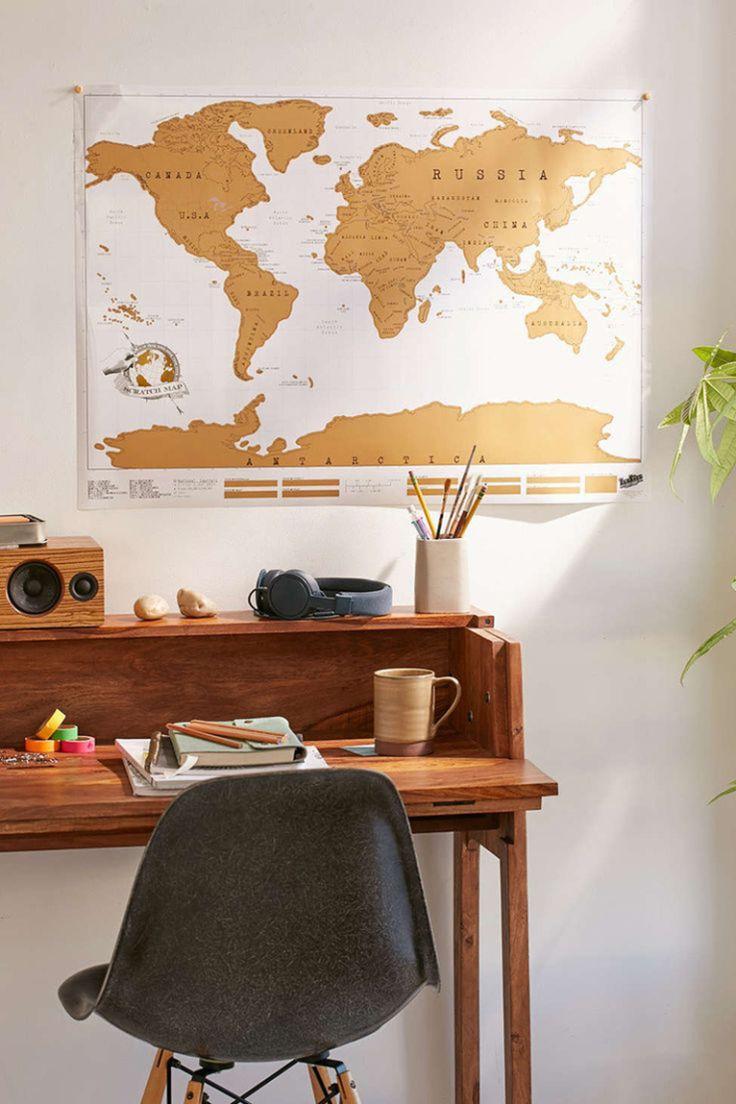 Globetrotters opgelet! Wereldse ideeën voor in huis