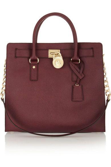 Michael Kors handbag {love this color} Hamilton Large Textured tote