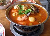 Resep Masakan Bakso Lele Kuah Tomyam,Aneka Resep lele, Aneka Resep Bakso, masakan dari bahan lele, Kreasi masakan lele, aneka bakso