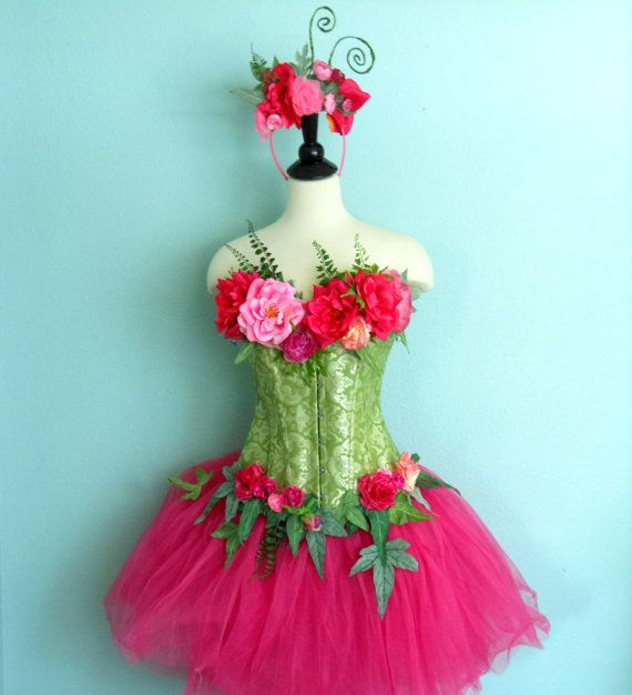 Fairy Costume -- adult fairy costume size MEDIUM-LARGE - bust 36 - 40 inches