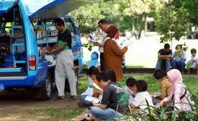 Rumah Pintar dan Taman Bacaan Banyak Manfaat
