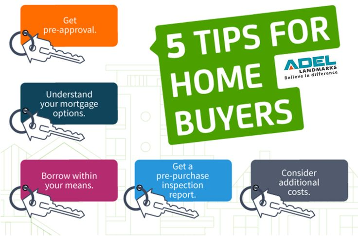 5 tips for home buyers. #realestate #tips #property #investment #home #adellandmarks #adellandmarkslimited