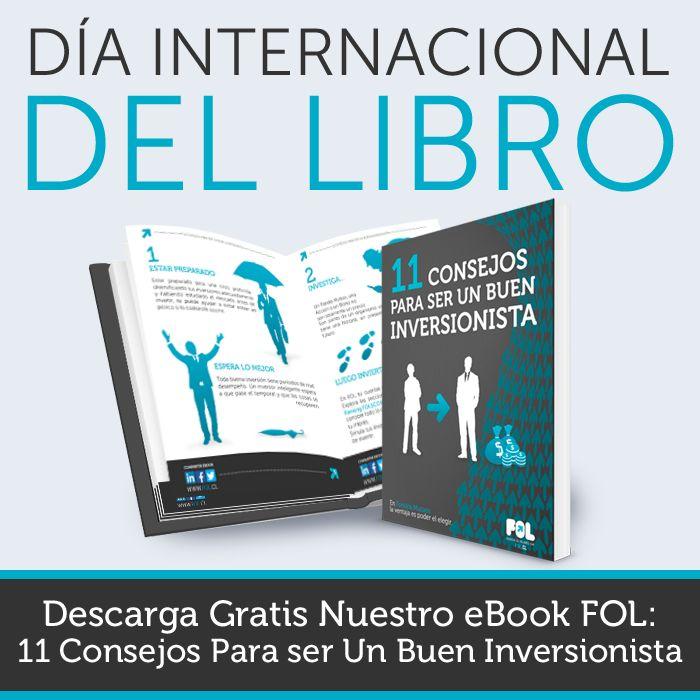 Porque los eBooks también son libros, descarga gratis el eBook 11 Consejos Para Ser Un Buen Inversionista » http://bit.ly/11ConsejosParaInvertir
