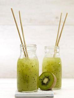 Lecker und voller Vitamine: Kiwi-Smoothies  Dauerhaft und erfolgreich abnehmen - http://www.abnehmen-hannover.de