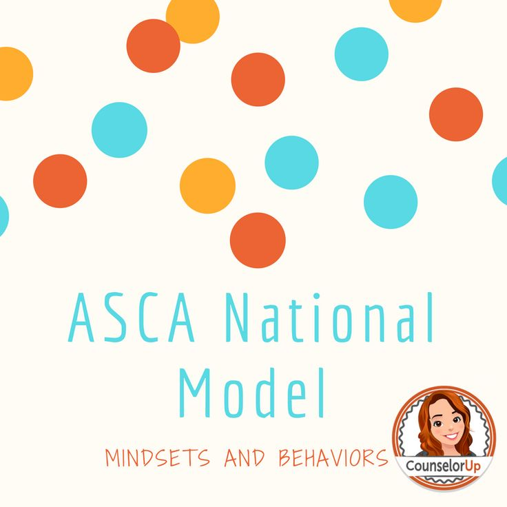 ASCA National Model Tips: Mindsets and Behaviors--www.counselorup.com. Pinned by SOS Inc. Resources pinterest.com/sostherapy/.