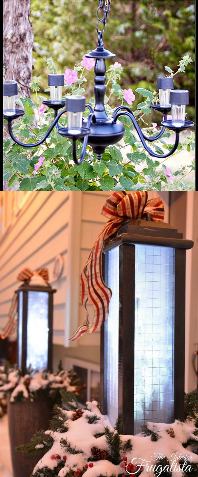 diy outdoor lighting ideas. 28 Stunning DIY Outdoor Lighting Ideas ( \u0026 So Easy Diy