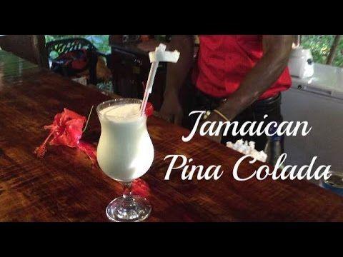 Jamaican Pina Colada Recipe   Cook Like A Jamaican