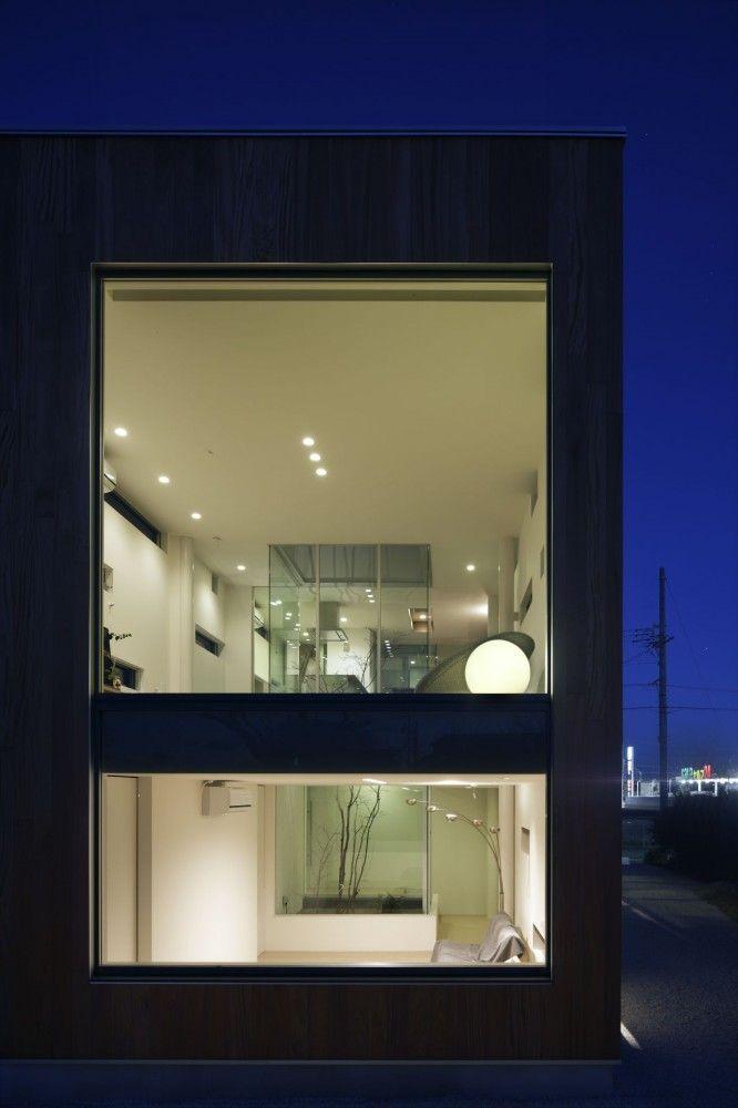 RHYTHM and Plum Tree / Keisuke Kawaguchi + K2-Design