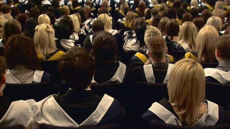Half of Scots graduates 'underemployed' survey suggests - BBC News #757Live