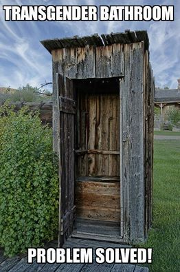 One-at-a-time bathrooms...your time has arrived!