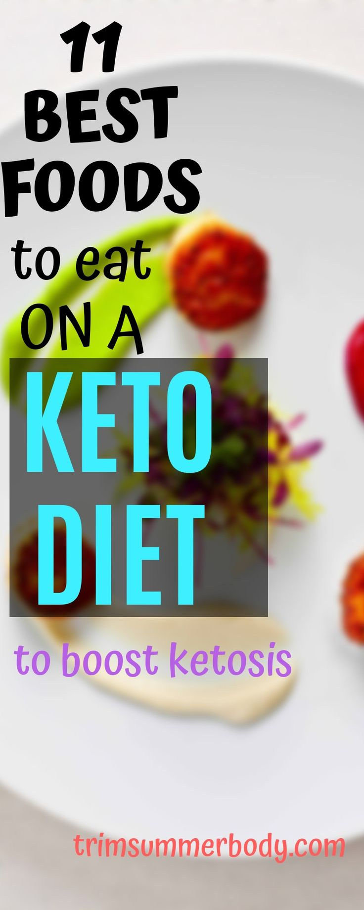 Foods to eat on a ketogenic diet | food list