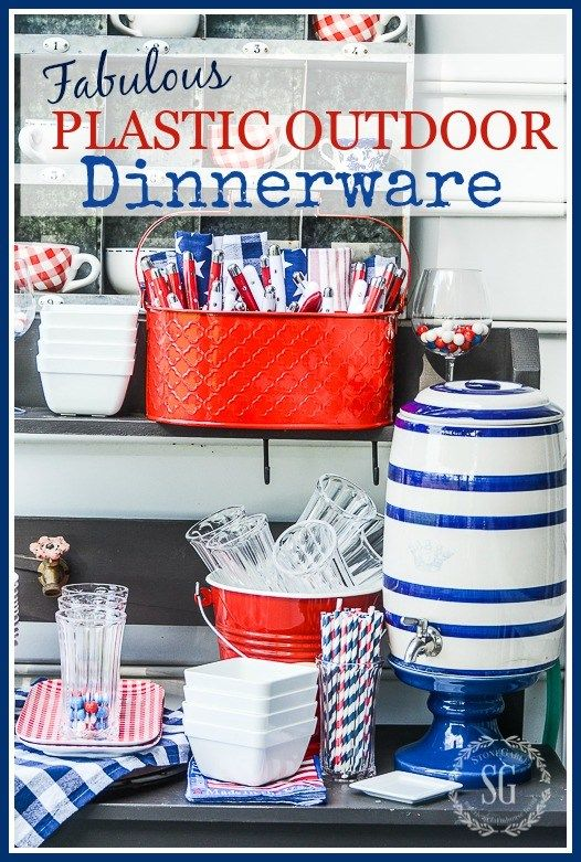 Best 25+ Outdoor dinnerware ideas on Pinterest ...
