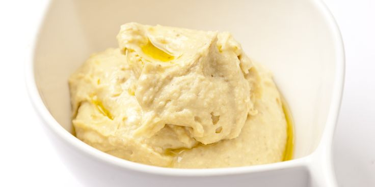 Quick and simple hummus