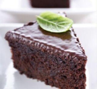 Moist chocolate cake #glutenfree