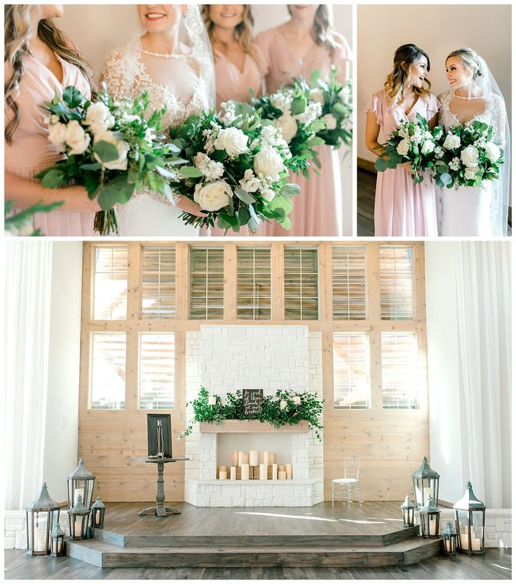 Wedding Flower Inspiration, Dallas