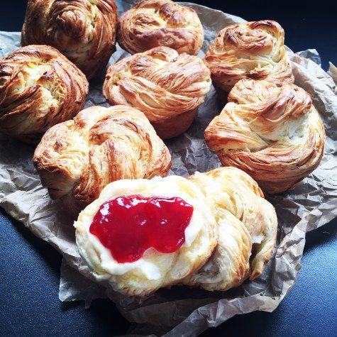 Cruffin – Croissant trifft auf Muffin