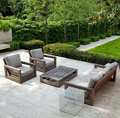 25+ Best Ideas About Contemporary Garden Furniture On Pinterest